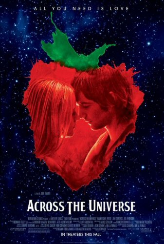Cartaz de Across The Universe