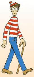 Não confundir com este Wally.