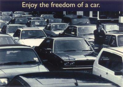 Aproveite a liberdade de um carro