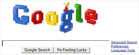 Google e Lego