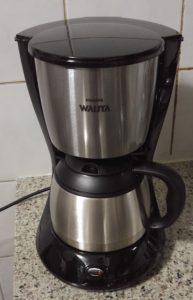 Minha nova cafeteira